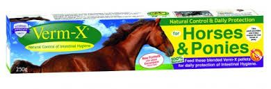 Verm-X Pellets for Horses & Ponies
